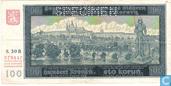 Bohême Moravie 100 couronnes