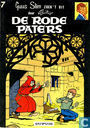 Bandes dessinées - Gil Jourdan - De rode paters