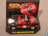 Model cars - Matchbox - Chevrolet Corvette 'Coca-Cola'