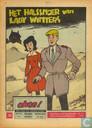 Strips - Jan Knap - Het halssnoer van lady winters