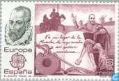 Postzegels - Spanje [ESP] - Europa – Het menselijk vernuft