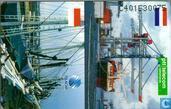 Telefoonkaarten - PTT Telecom - Rotterdam - Jakarta