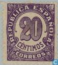 Postage Stamps - Spain [ESP] - Mark