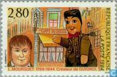 Briefmarken - Frankreich [FRA] - Laurent Mourguet
