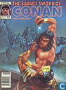Bandes dessinées - Conan - The Savage Sword of Conan the Barbarian 163