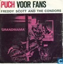 Vinyl records and CDs - Freddy Scott and The Condors - Grandmama
