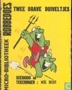 Comic Books - Robbedoes (magazine) - Twee brave duiveltjes
