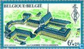Briefmarken - Belgien [BEL] - Abbey