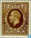 Postzegels - Groot-Brittannië [GBR] - Koning George V