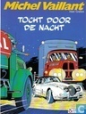 Strips - Michel Vaillant - Tocht door de nacht