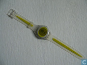 Watches - Swatch - Swatch Beat Lime SIK108