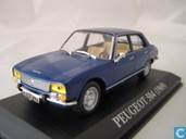 Model cars - Altaya - Peugeot 504