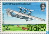 Aéroport de 1935-1985