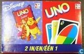 Uno 2 in 1  (met Winnie The Pooh versie)