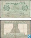 Billets de banque - Zilverbon Nederland - 5 florins néerlandais 1944