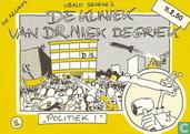 Comic Books - A6-strips - De kliniek van dr. Niek de Griek