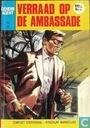 Strips - Geheim Agent - Verraad op de ambassade