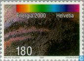 Timbres-poste - Suisse [CHE] - Energie 2000