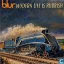 Vinyl records and CDs - Blur - Modern Life Is Rubbish