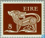 Postage Stamps - Ireland - Early Irish Art
