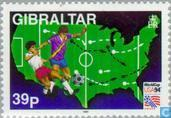 Briefmarken - Gibraltar - WM