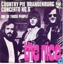 Country Pie/Brandenburg concerto no. 6