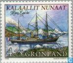 Timbres-poste - Groenland - Norden-Maritime