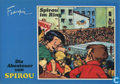 Comic Books - Spirou and Fantasio - Spirou im Ring