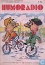 Bandes dessinées - Humoradio (tijdschrift) - Nummer  28