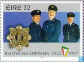 Postage Stamps - Ireland - 75 years Republic of