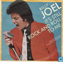 Vinyl records and CDs - Joel, Billy - It's still rock and roll to me