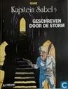 Bandes dessinées - Capitaine Sabre - Geschreven door de storm