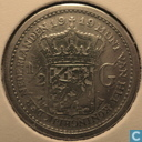Coins - the Netherlands - Netherlands ½ gulden 1919