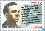 Postzegels - Spanje [ESP] - Literatuur