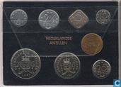 Munten - Nederlandse Antillen - Nederlandse Antillen jaarset 1981