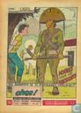 Strips - Ohee (tijdschrift) - Kogels voor de president