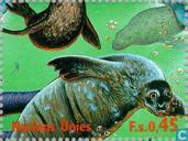 Briefmarken - Vereinte Nationen - Genf - Int. Ocean Jahr