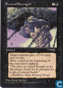 Cartes à collectionner - 1996) Alliances - Fevered Strength