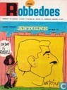 Comic Books - Robbedoes (magazine) - Robbedoes 1500