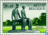 Briefmarken - Belgien [BEL] - Museen