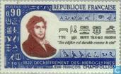 Postzegels - Frankrijk [FRA] - Hiërogliefen