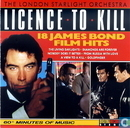 Licence to Kill - 18 James Bond Film Hits