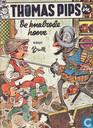 Bandes dessinées - Thomas Pips - De knalrode hoeve