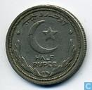 Coins - Pakistan - Pakistan ½ rupee 1948