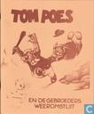 Strips - Bommel en Tom Poes - Tom Poes en de gebroeders Weeromstuit