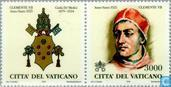 Postage Stamps - Vatican City - Popes