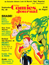 Bandes dessinées - Comics Journal, The (tijdschrift) (Engels) - The Comics Journal