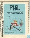 Phil helpt een handje