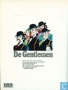 Strips - Gentlemen, De - De Gentlemen in Barcelona