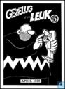 Strips - Dick Bosch - Gezellig en Leuk 5